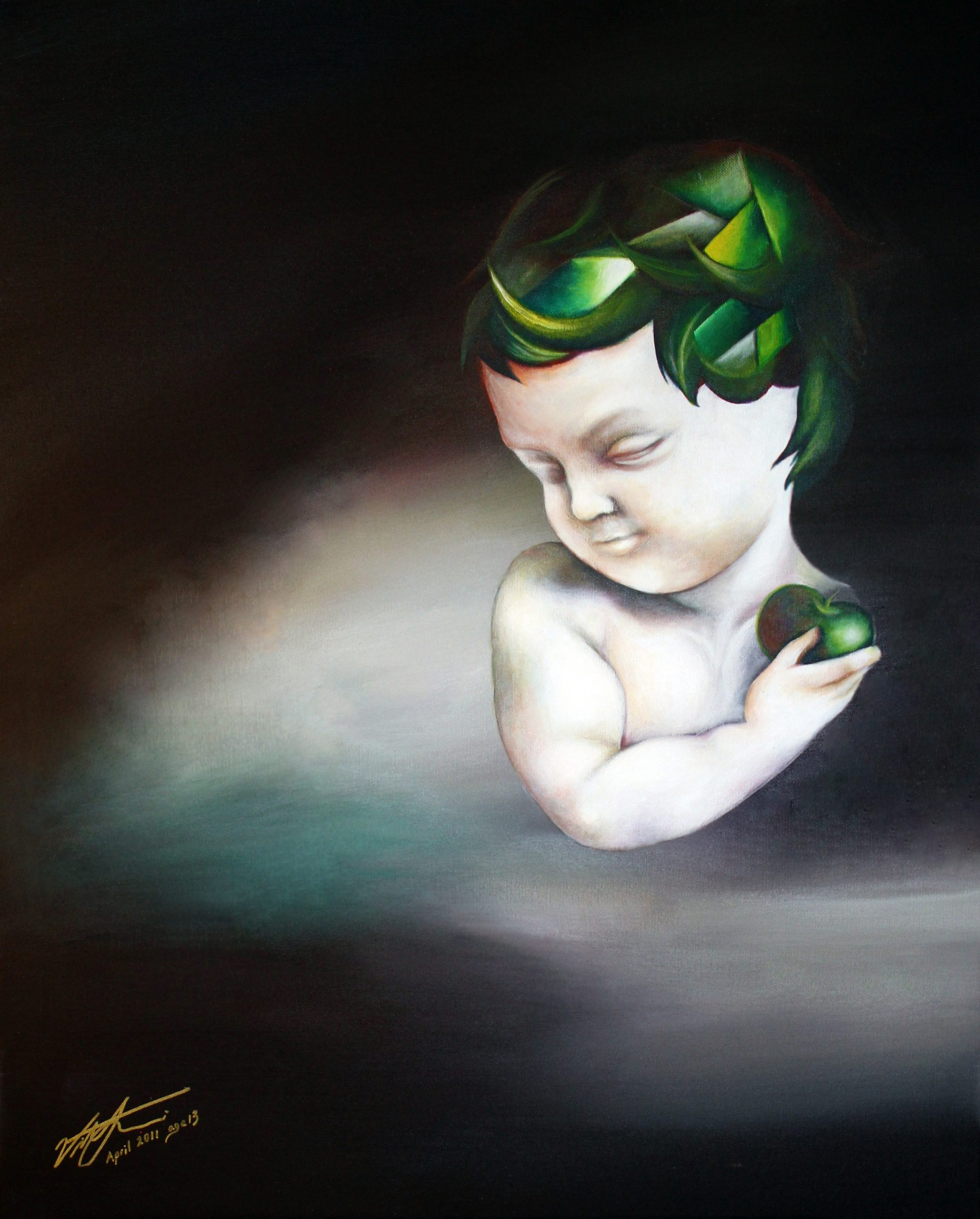 Baby-Apple, Victoria Yin